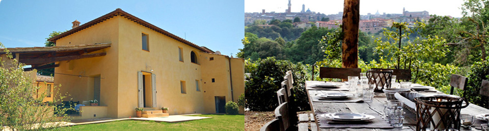 Bed and breakfast in rural location 3km from siena il - Hotel il giardino siena ...