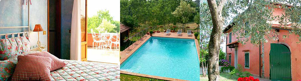 Small private villa for rent near florence acaci for Small private hotels