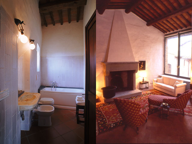 Medieval Apartments In Tuscany Il Principe