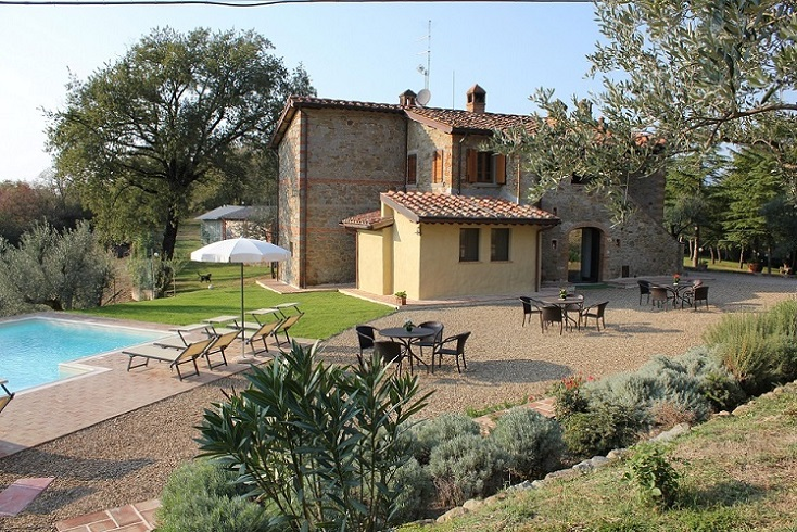 Small country hotels tuscany for Small country hotels