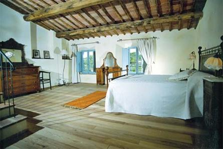 suite in tuscany in b and b