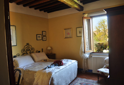 tuscan accommodation camino
