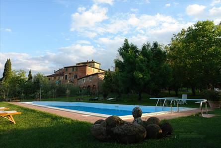 Apartments in Tuscan Villa Rental