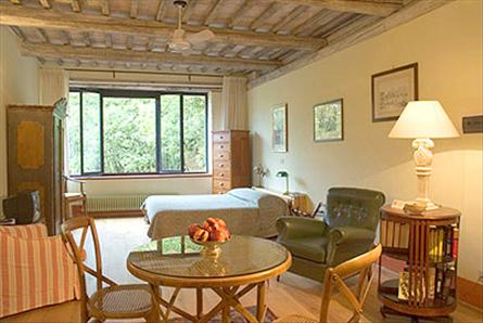 livingrooms tuscany small country hotel