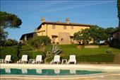 Attractive apartments in Chianti