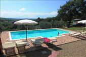 bed & breakfast with swimmingpool tuscany