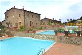 Exclusive apartments near Volterra