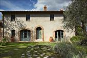 Luxury villa for 12 people near Siena
