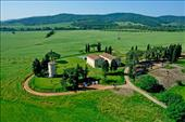 amazing villa in maremma with swimmingpool