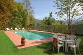 villa with swimmingpool in tuscany